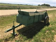 John Deere Ground Drive Manure Spreader