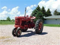 McCormick Farmall M 2WD Tractor