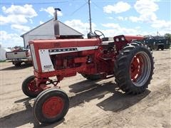 International 656 2WD Tractor