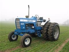1975 Ford 8600 2WD Tractor