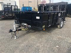 2015 Big Tex Utility Trailer