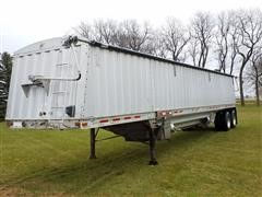 1997 Jet Co T/A Grain Trailer