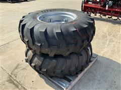 Titan 16.9L-24 Tires