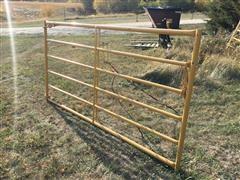 2020 Baasch Unused Heavy Duty 8' Livestock Gate