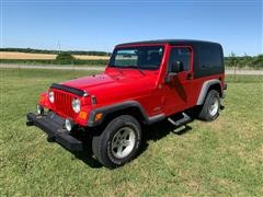 2006 Jeep Unlimited 4X4 SUV