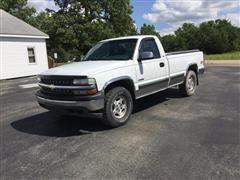 1999 Chevrolet SK1 4x4 Pickup