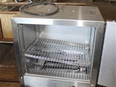 Grieves Labratory Oven & Parts