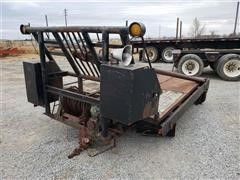 Tulsa Body Works Flatbed W/ Braden Winch