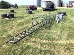 Grain Bin Ladder/Cage
