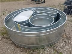 Behlen Mfg Galvanized Stock Tanks