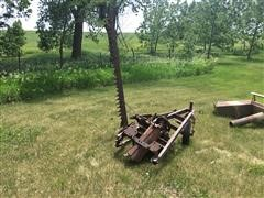 McCormick International Mounted Sickle Mower