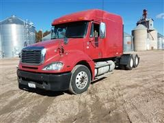 2009 Freightliner T/A Truck Tractor