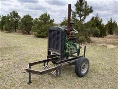 John Deere 4045T Diesel Power Unit