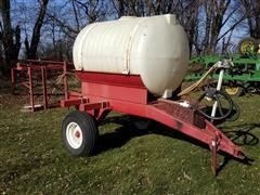 Campbell 40' Pull Type Boom Sprayer