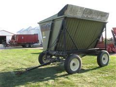 Dump Chief Hydraulic Side-Dump Wagon