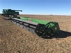 John Deere 930 Wheat Head