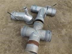Rainway Irrigation Pipe Fittings