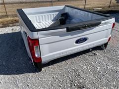 2019 Ford F350 Super Duty Pickup Box
