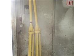 Trimble Mast