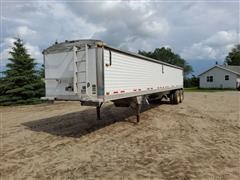 2004 Timpte T/A Hopper Bottom Grain Trailer