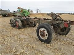 Army 6x6 Rolling Chassis