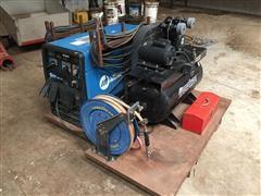 Miller Bobcat 250 Welder/Generator/Air Compressor