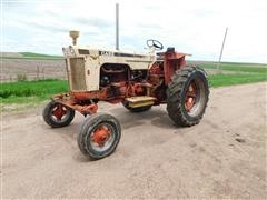 1967 Case Comfort King 730 2WD Tractor