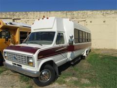 1989 Ford Econoline E350 Bus