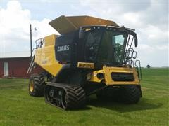 2013 CLAAS Lexion 740 APS Hybrid Track Combine