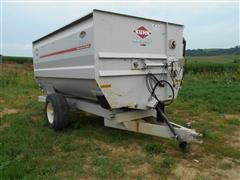 2007 Kuhn Knight 3150 Feeder Wagon