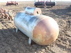 Large Round Propane Tank
