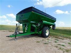2012 Unverferth Brent 1282 Grain Cart