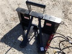 2020 Industrias America Easy Man Skid Steer Mount Tree/post Puller