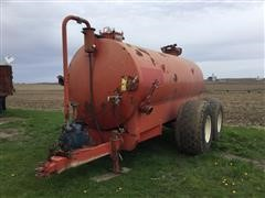 Calumet V-4500 T/A Manure Tank