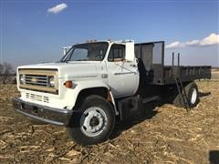 1989 Chevrolet C70 Flatbed Truck