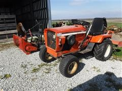 Allis-Chalmers 712H Lawn Tractor W/Full Line Of Attachments