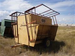Farmstar 150 Bu Creep Feeder Wagon