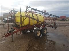65' Wide T/A Pull Type Sprayer