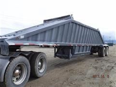 1999 CPS SDB240 T/A Belly Dump Trailer