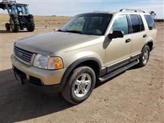 2004 Ford Explorer 4x4 SUV