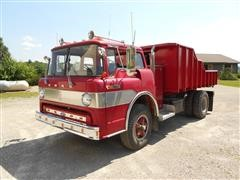 1969 Ford 850 Cab-Over Dump Truck