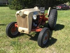 1956 Ford 850 2WD Tractor