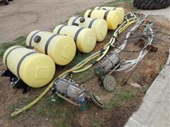 John Blue L8LC/L8LBC Pumps W/70-Gallon Tanks