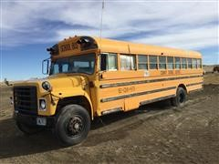 1981 International S1800 Ward School Bus (INOPERABLE)