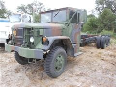 1970 AM General M35A2 Cab & Chassis