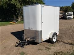 2015 R&M Trailers S/A Enclosed Trailer