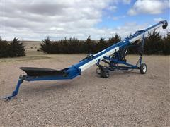 2014 Brandt GrainBelt 1545 Self Contained Belt Conveyor