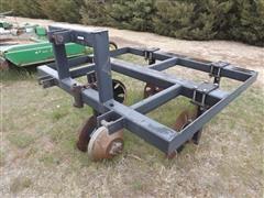 Shop Built 3-Pt Pivot Track Filler