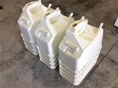 Kinze 2600-3600 Series Plastic Seed Boxes