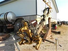 2012 Johnson Drainage Plow Tile Plow